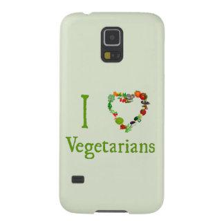 I Herz-Vegetarier Samsung S5 Hülle