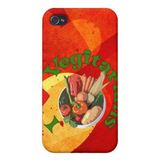 I Herz-Vegetarier iPhone 4/4S Case