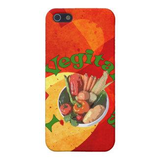 I Herz-Vegetarier Schutzhülle Fürs iPhone 5