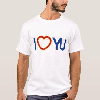 I Herz YU-T - Shirt