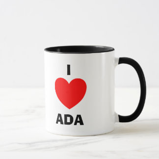 I Herzada-Kaffee-Tasse Tasse