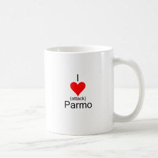 I Herzinfarkt Parmo Kaffeetasse