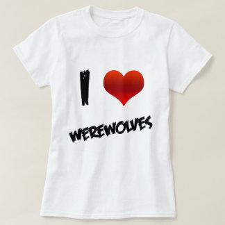 I HerzWerewolves T-Shirt
