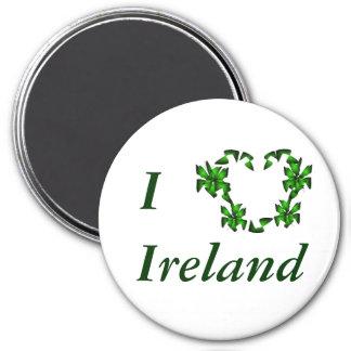 I irisches Herz Liebe-Irlands - kundengerecht Magnets