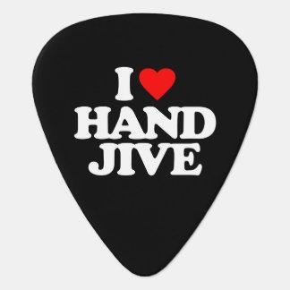 I JIVE LIEBE-HAND PLEKTRON