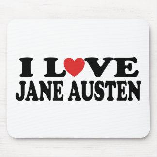 I Klassiker Liebe-Janes Austen Mousepad