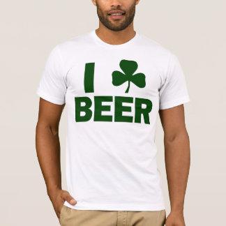 I Kleeblatt-Bier T-Shirt