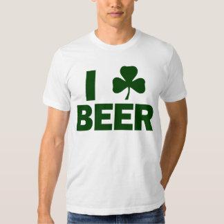 I Kleeblatt-Bier T-Shirts