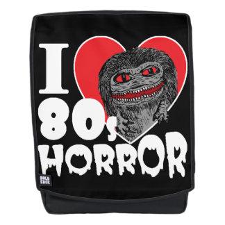 I Liebe-80er Horror Rucksack