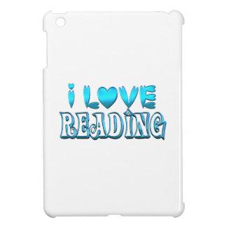 I Liebe-Ablesen iPad Mini Hülle
