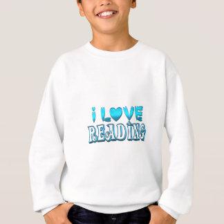 I Liebe-Ablesen Sweatshirt