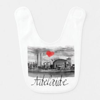 I Liebe Adelaide Lätzchen