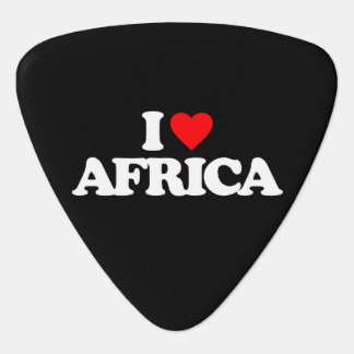 I LIEBE AFRIKA PLEKTRUM