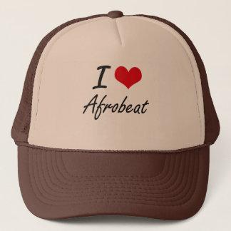 I Liebe AFROBEAT Truckerkappe