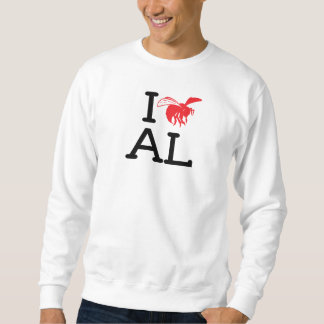 I Liebe AL - Hornisse - Sweatshirt