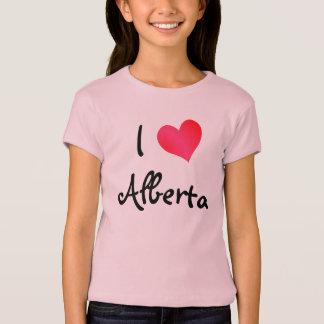 I Liebe Alberta T-Shirt