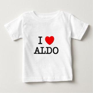 I Liebe Aldo Baby T-shirt