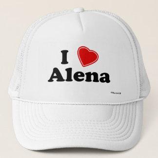 I Liebe Alena Truckerkappe