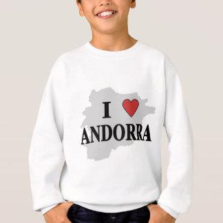 I Liebe Andorra Sweatshirt