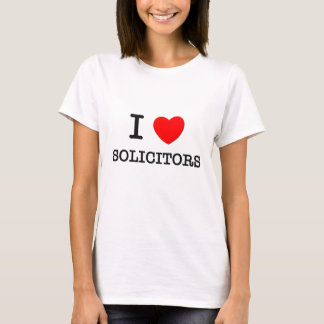 I Liebe-Anwälte T-Shirt