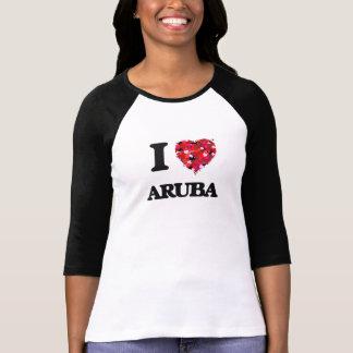 I Liebe Aruba T-Shirt