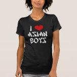 I Liebe-asiatisches Jungen-Shirt