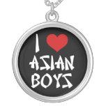 I Liebe-Asiats-Jungen Halsketten