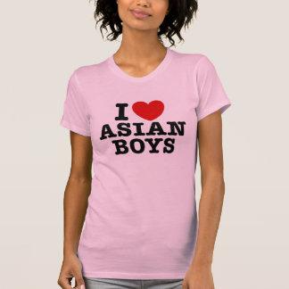 I Liebe-Asiats-Jungen T Shirt
