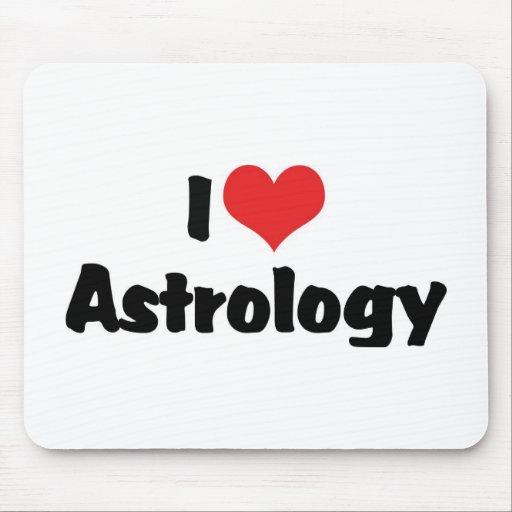 I Liebe-Astrologie Mauspad
