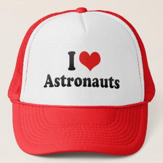I Liebe-Astronauten Truckerkappe