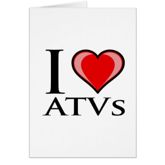 I Liebe ATVs Karte