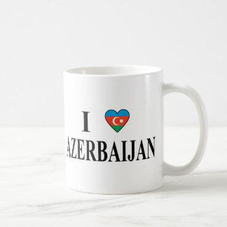 I Liebe Azerbaijan Kaffeetasse