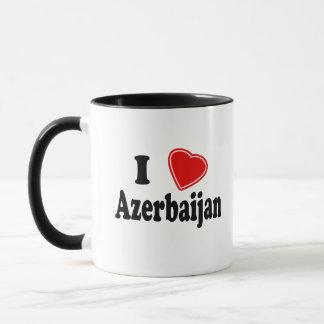 I Liebe Azerbaijan Tasse