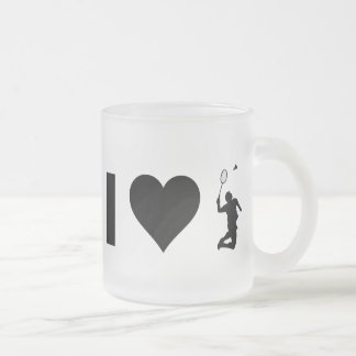 I Liebe-Badminton Mattglastasse