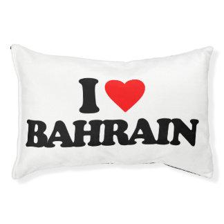 I LIEBE BAHRAIN HAUSTIERBETT