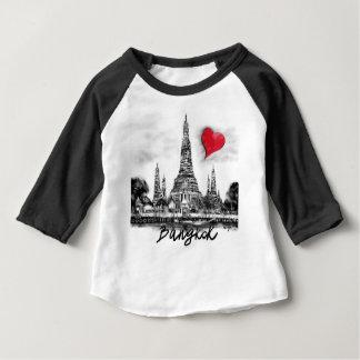 I Liebe Bangkok Baby T-shirt