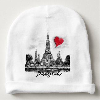 I Liebe Bangkok Babymütze