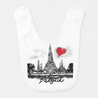 I Liebe Bangkok Lätzchen