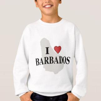 I Liebe Barbados Sweatshirt