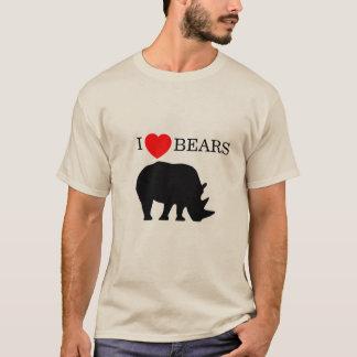 I Liebe-Bären T-Shirt
