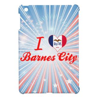I Liebe-Barnes-Stadt Iowa Hüllen Für iPad Mini