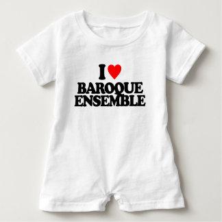 I LIEBE-BAROCK-ENSEMBLE BABY STRAMPLER