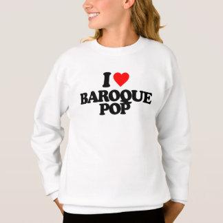 I LIEBE-BAROCK-POP SWEATSHIRT