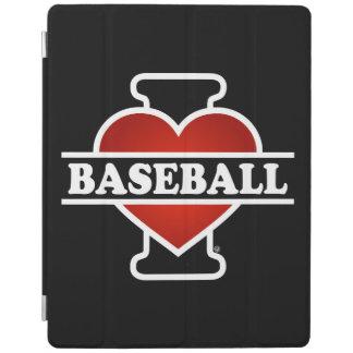 I Liebe-Baseball iPad Hülle