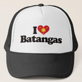 I Liebe Batangas Truckerkappe