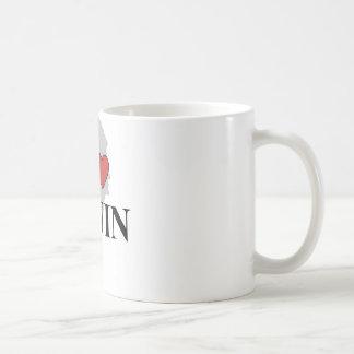 I Liebe Benin Kaffeetasse