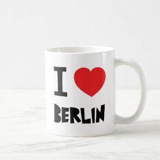 I Liebe Berlin Kaffeetasse