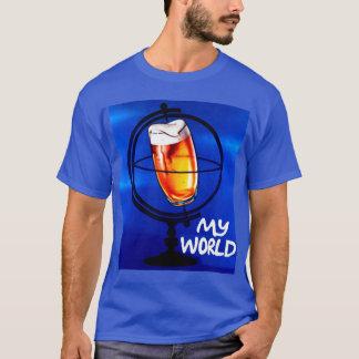 I LIEBE-BIER, BIER-LIEBHABER, BERRAHOLIC, BIERE, T-Shirt