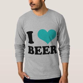 I Liebe-Bier T-Shirt