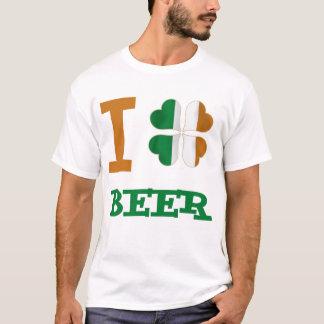 I Liebe-Bier-T-Stück T-Shirt